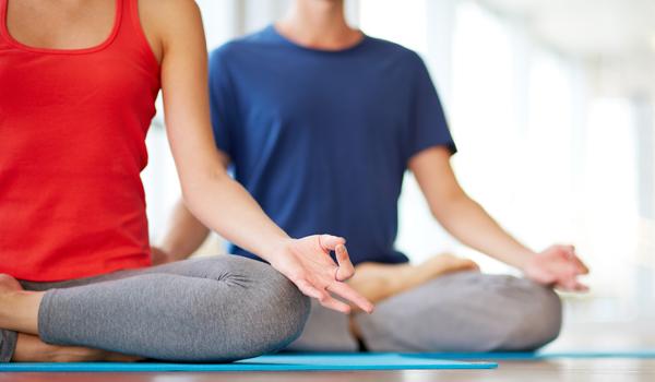 Yogaunterricht in Lüneburg